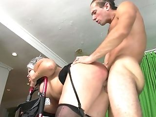 One Exotic Student Fucks Orgy-greedy Old Bitch Kelly Leigh