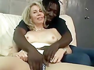 Erica Lauren Fucks A Big Black Cock
