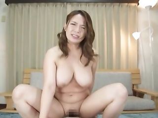 Point Of View Beef Whistle Railing And A Cunt Internal Ejaculation For Adorable Japanese Oda Mako