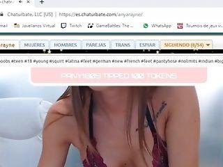 Anyarayne Sexy Disrobe