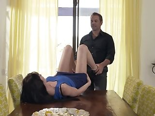 Bianca Breeze Seduced By A Stranger And Has Her Hairy Twat Pounded
