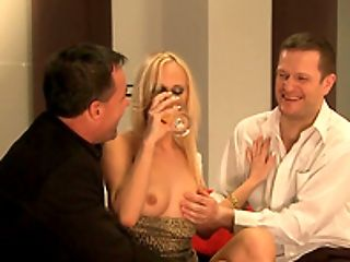 Lovely Carla Cox Needs More Than Only One Dick To Be Pleased