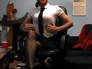 Sexy School Female Uniform Part Two
