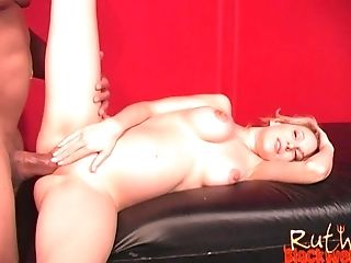 Obedient Preggie Fuckslut Ruth Blackwell Pounded By A Big Black Dick