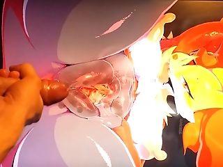 Sop Wooly Tribute - Delphox (pokemon)