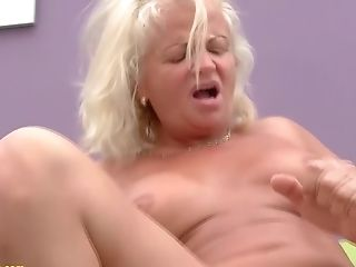 Sexy 73 Years Old Mom Very First Big Man Rod Rectal Fuck