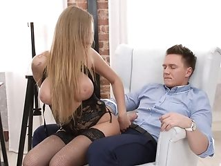 Rough Fuck For Provocative Gf Katarina Muti In Bodystocking