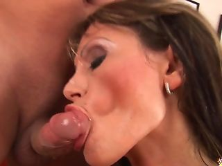 Big Breast Hairless Sex Industry Star Cougar Sandra Pandora Gets Rough Big Fuck-stick Fucked