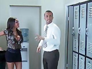 Brazzers - Big Tits At School - Priya Anjali Rai Keiran Lee - Bad Instructor Nice Tits