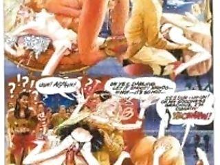 Giovane E Bionda. Obsession Comic