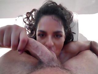 Photographer Penetrates Naked Latina Teenager During Yacht Voyage