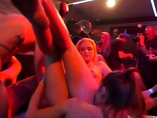 Accomplish Whore Nathaly Cherie Gets Her Cunt Fucked And Ate At The Soiree