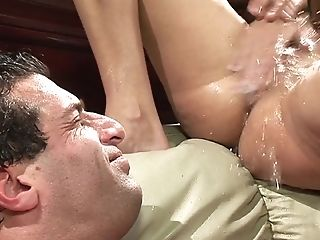 Gorgeous Bitches Acting Wild In A Squirting Hard-core