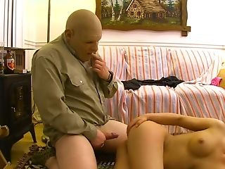 Old Fellow With A Mask Banged Hot Blonde Teenage Christine Sucre