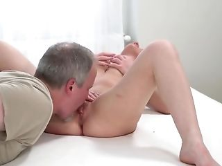 Bimbo Gives Matures Masculine Everything He Was Dreaming Of