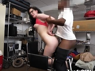 Doggystyled Casting First-timer Getting Fucked