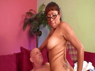 Old Fart Likes Fucking Bodacious Big Tittied Youthfull Chick Jasmine Lopez