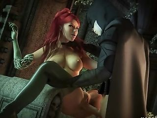 Mischievous Blonde Stunner Called Harley Quinn Fucked Deeply And Raw By Massive Dick