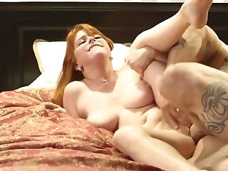 Favored Crimson-haired Porn Industry Star Penny Pax Banged By Derrick Pierce