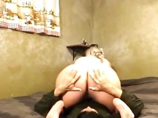 Hot Big Culo Bbw Pussy-smothering Lucky Fuck Toy