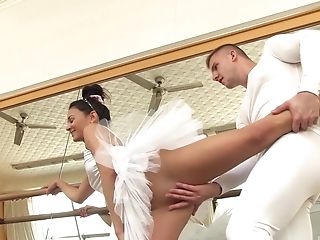Rosaline Rosa Seduced By A Horny Man For A Hard-core Fuck