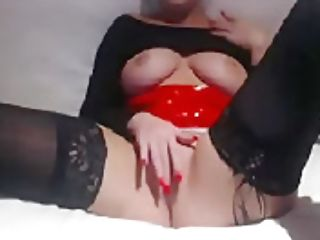 Hot Blonde Solo Webcam