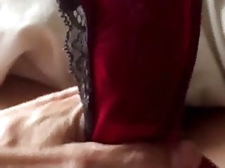 Enormous Point Of View Jizz Into Pubes Pocket Of Wifey's Undies