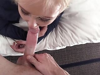Gonzo Close Up Duo Fuck With A Buxomy Blonde Honey Natalia
