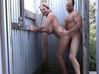 Kelly Madison Gets By Her Cocky Hubby
