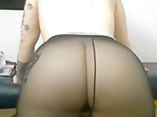 Pantyhose Table Farts