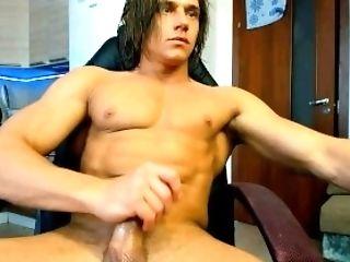 Hot Muscle Adonis Big Shaft