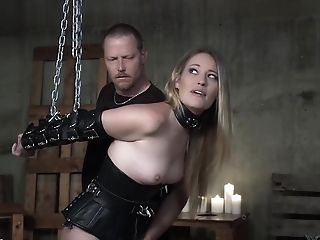 Torment And Tying With A Stranger Is Secret Fantasy Of Daisy Layne