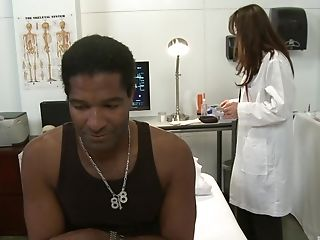 Black Dude With A Large Shaft Bangs Hot Nurse Chayse Evans