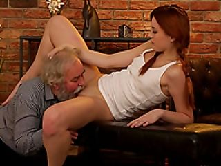 Charli Crimson Wants To Attempt Every Posible Lovemaking Pose With Her Old Friend