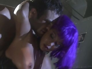 Dee Baker Gets Her Moist Coochie Crammed With A Lengthy Dong