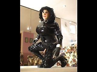Roxina Retro Catsuit Grl X