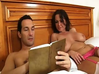 Group Banging A Black-haired Call Girl At Motel