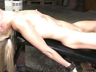 Odette Delacroix Wants To Be Trussed And Face Fucked While Taunted
