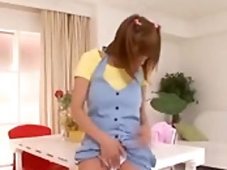 Crazy Japanese Model Kirara Asuka In Best Onanism, Striptease Jav Clip