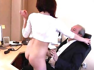 I Am A Youthfull Assistant Seducing My Manager At Work Office