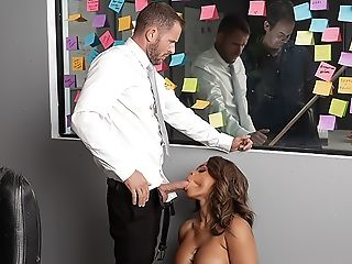 Working Late - Brazzers